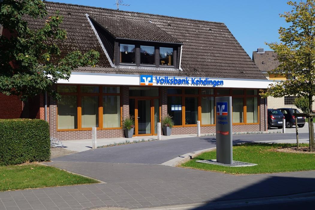 Logo von Volksbank Kehdingen - Geschäftsstelle Freiburg (Elbe)