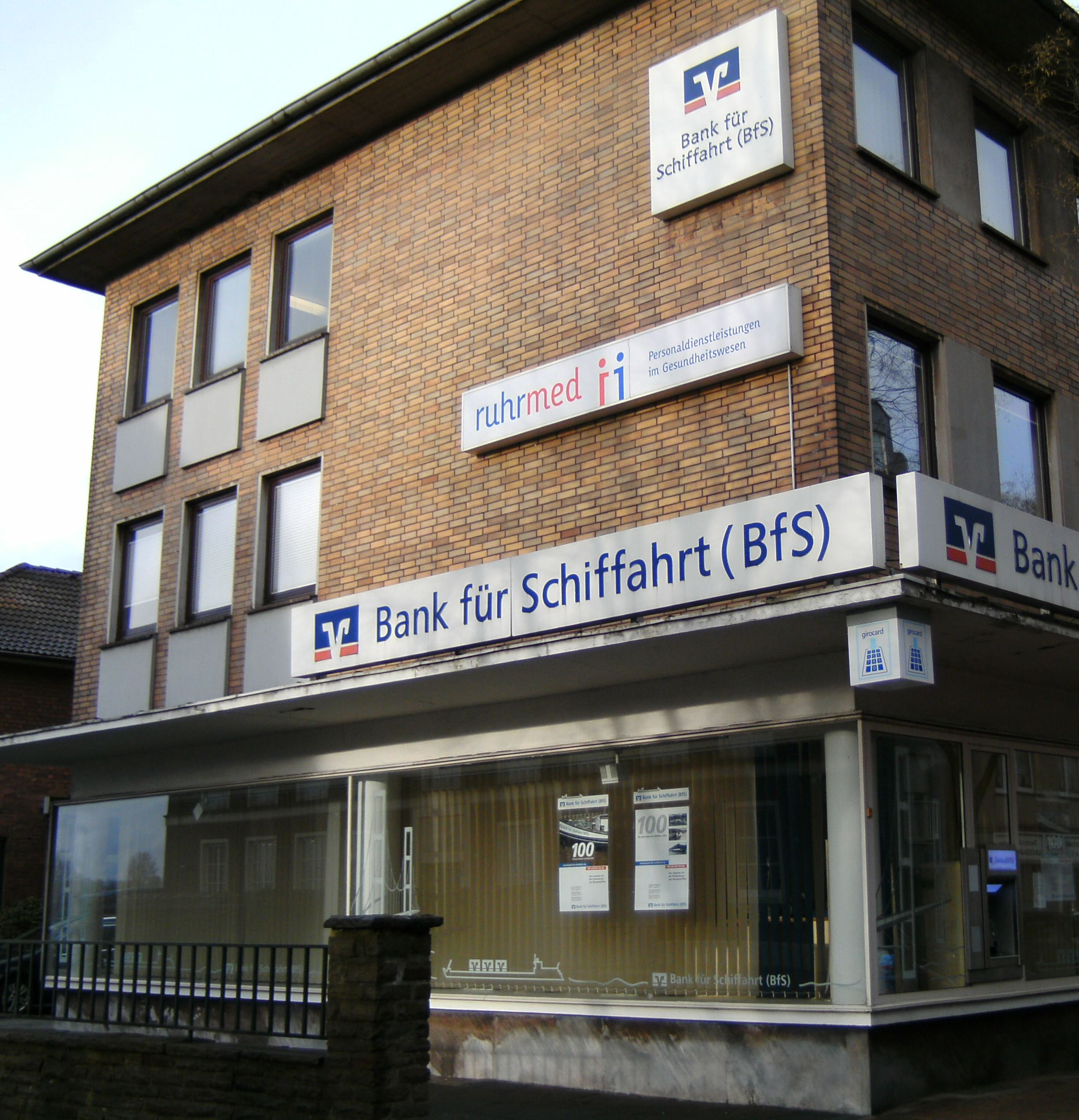 Foto de Bank für Schiffahrt (BfS) - Geschäftsstelle Duisburg