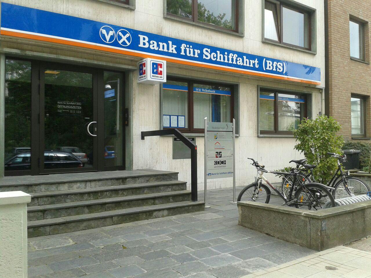 Bank für Schiffahrt (BfS) - Niederlassung Hannover