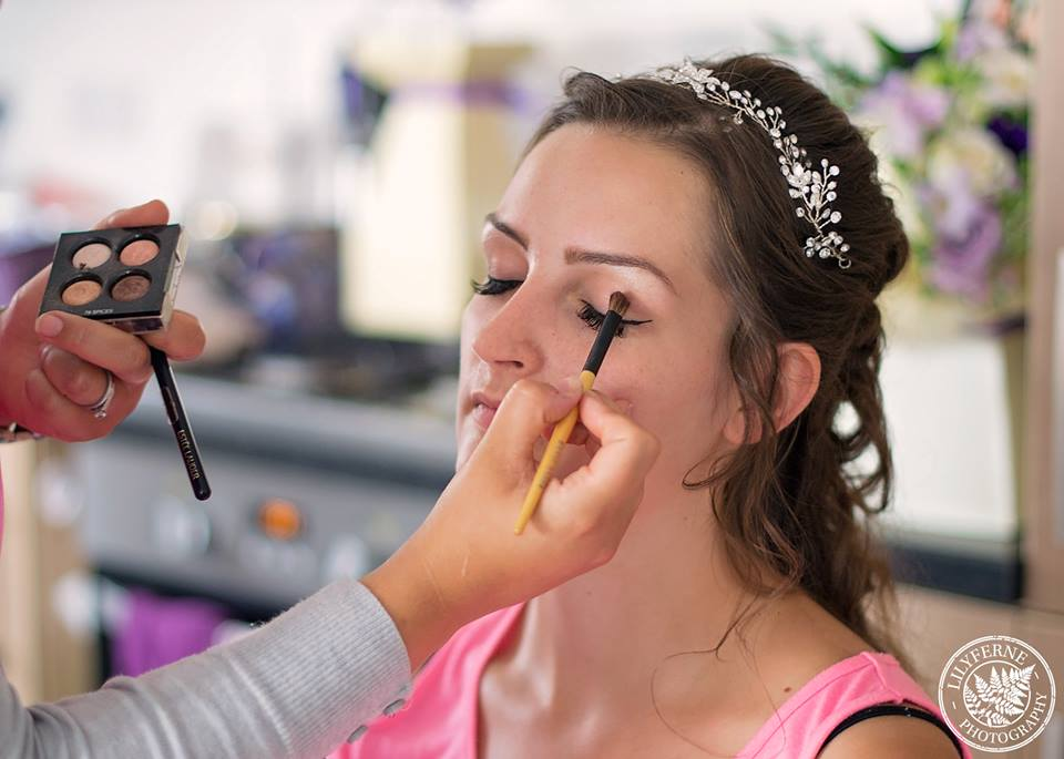 Emily Blackman Make Up Artist