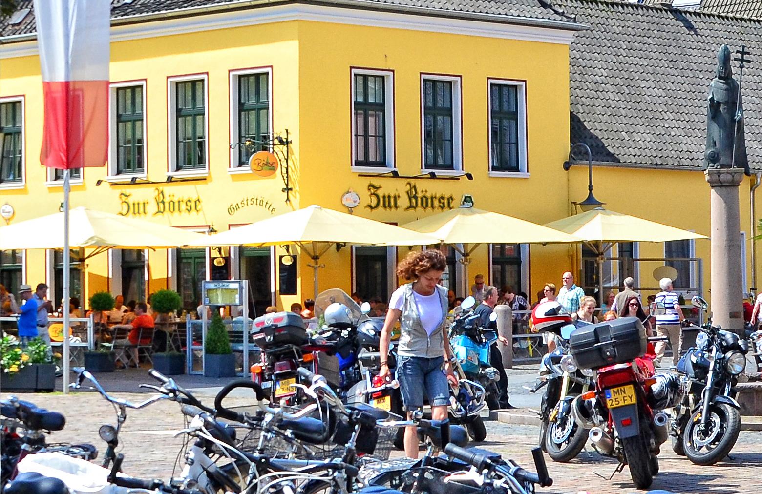 Cafe Am Markt Geldern