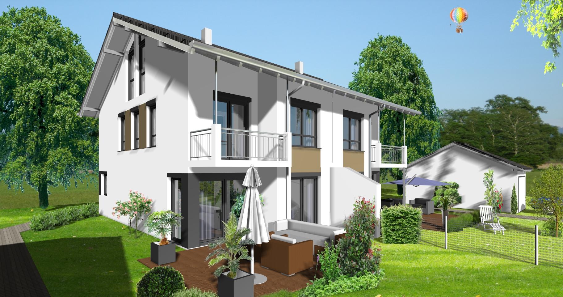 Haus garten bau reparatur und einrichtung in for Architekturburo rosenheim