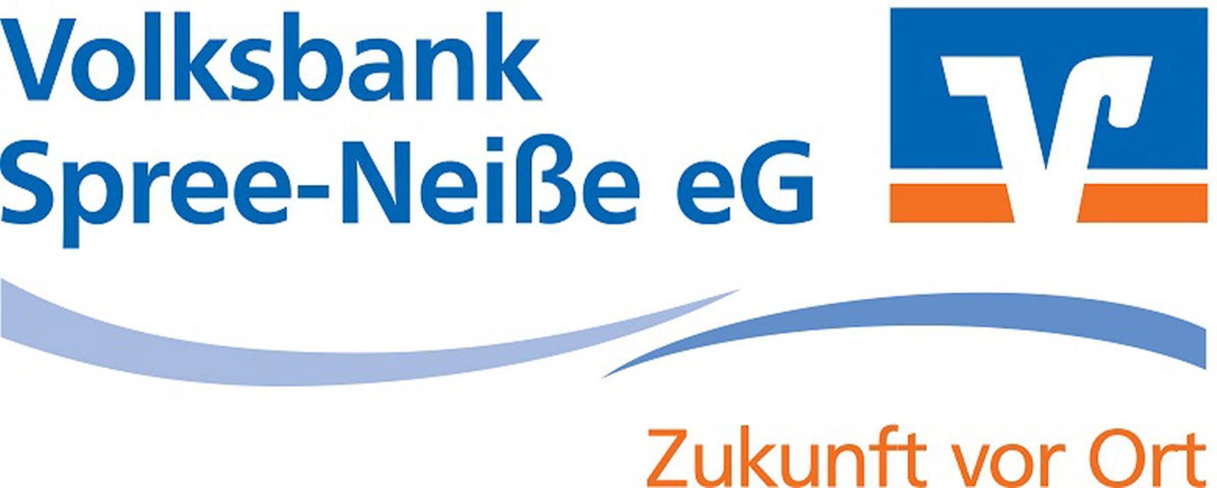 Logo von Volksbank Spree-Neiße eG