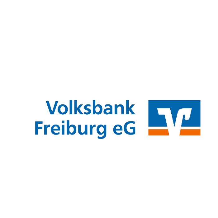 Logo von Volksbank Freiburg eG, SB-Filiale am Bertoldsbrunnen