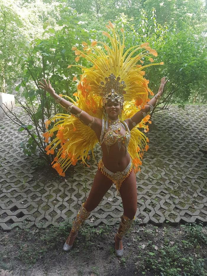 Bild zu sambashow berlin in Berlin