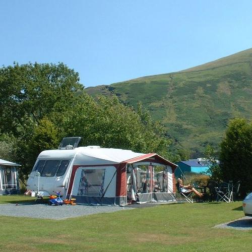 Bryn Gloch Caravan Park