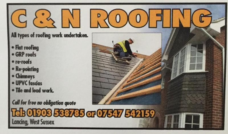C&N Roofing - Lancing, West Sussex BN15 9HT - 01903 538785   ShowMeLocal.com