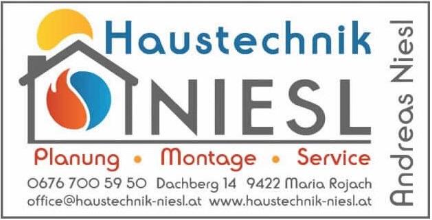 Haustechnik Niesl - Andreas Niesl