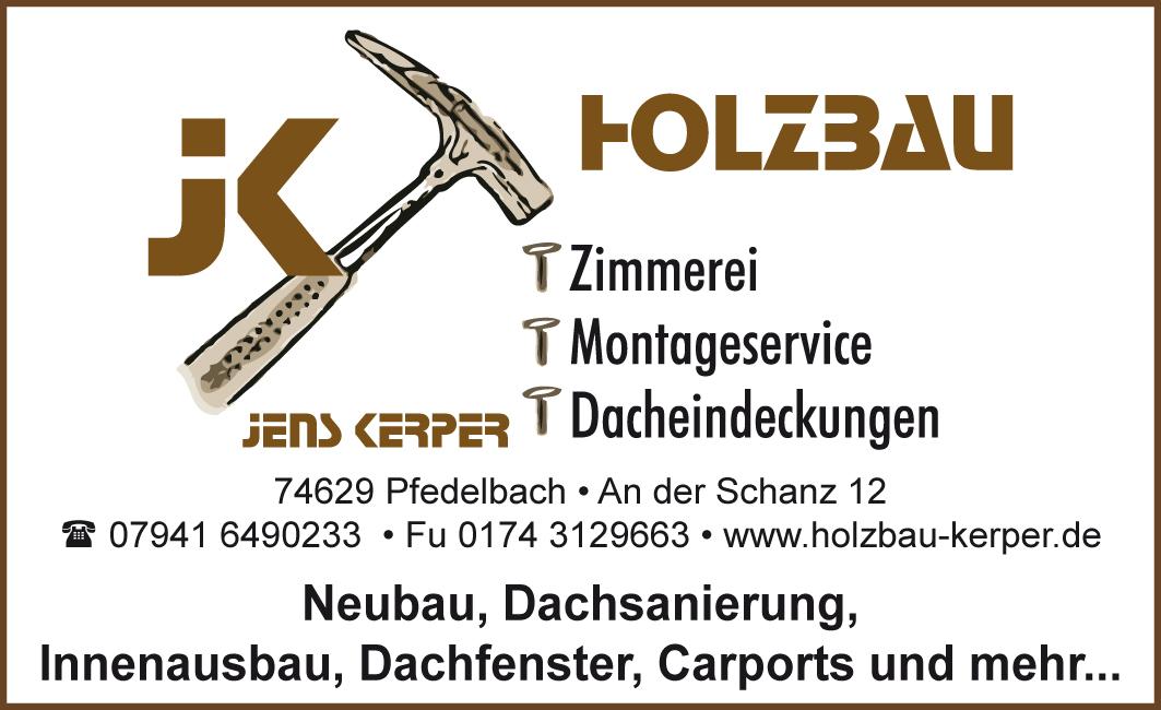 Holzbau Kerper