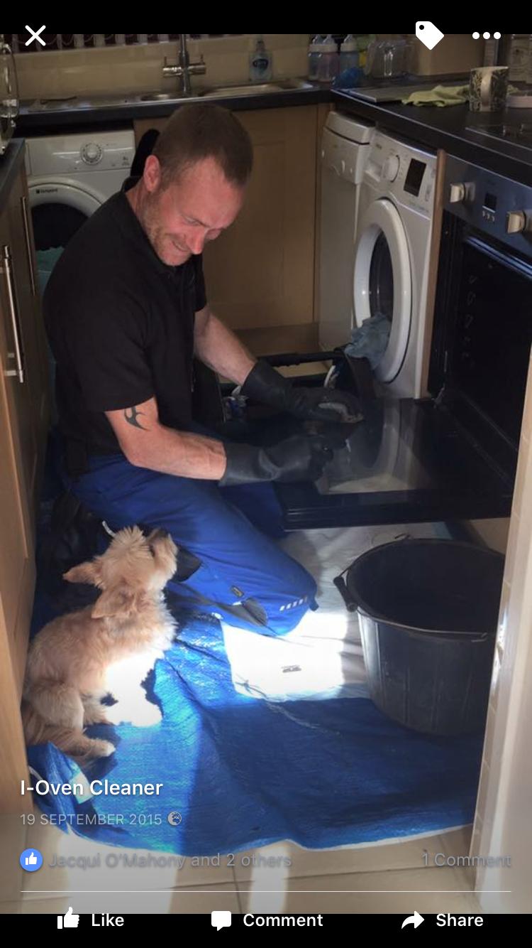 i-Oven Cleaner Ivybridge 01752 946953