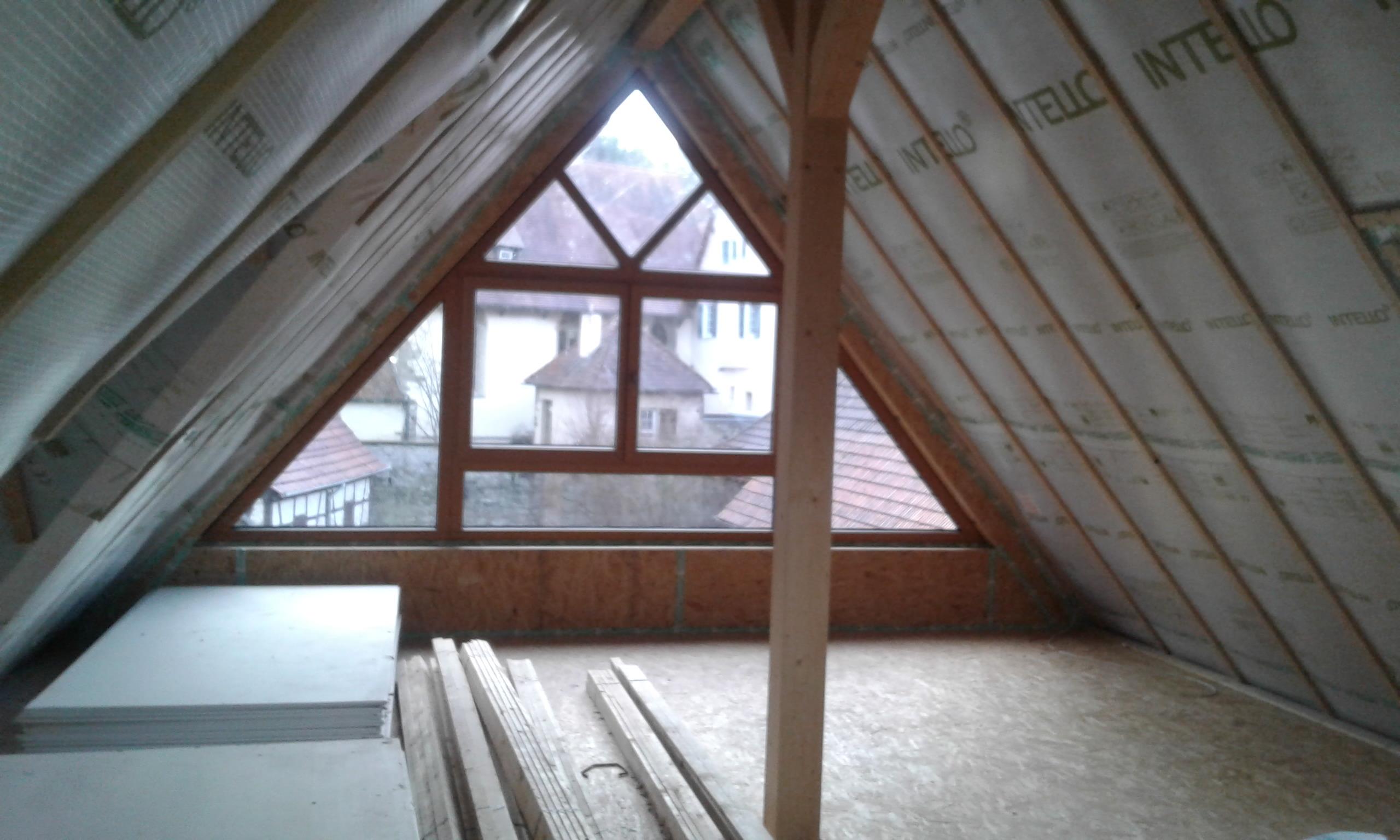 Holz-Fach-Werk