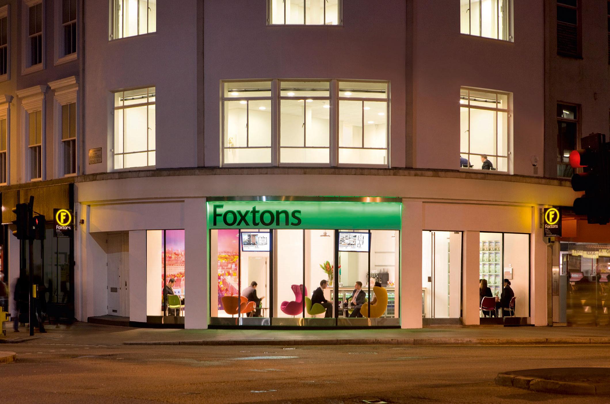 Foxtons - London, London W11 3HP - 020 7616 7000   ShowMeLocal.com