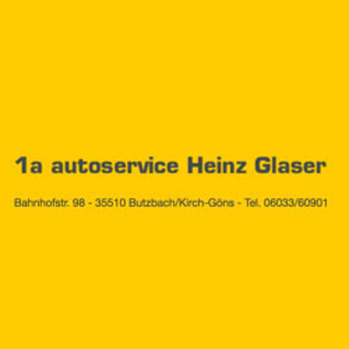 Bild zu 1a autoservice Inh. Heinz Glaser in Butzbach