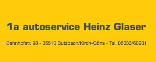 1a autoservice Inh. Heinz Glaser