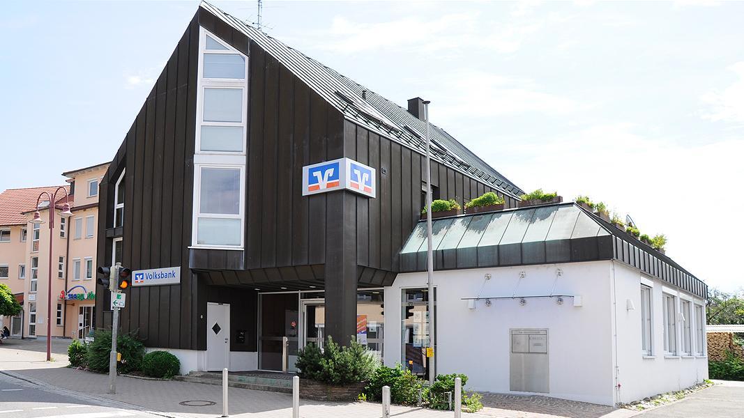 Volksbank Überlingen - Filiale Ludwigshafen • Bodman