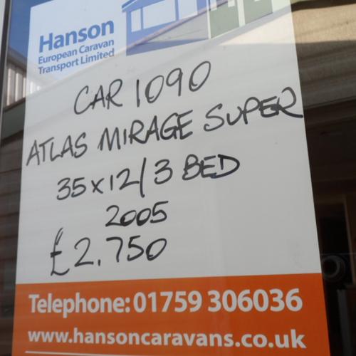 Hanson European Caravan Transport Ltd - Gilberdyke, West Yorkshire HU15 2TS - 01759 306036 | ShowMeLocal.com