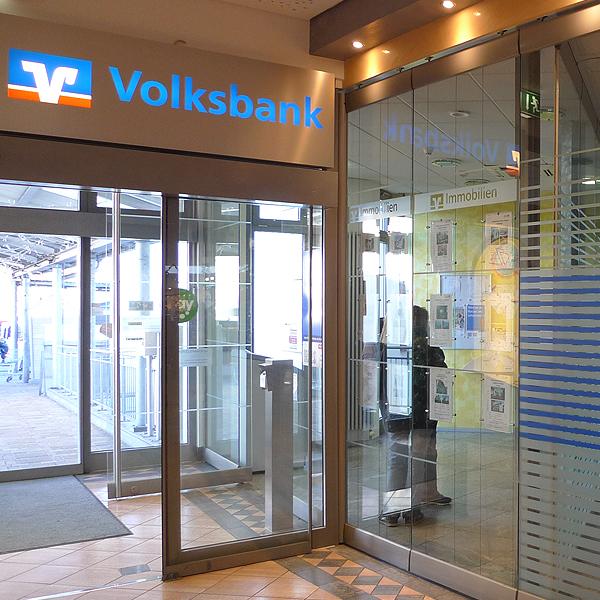 Volksbank Überlingen - Geldautomat Überlingen La Piazza