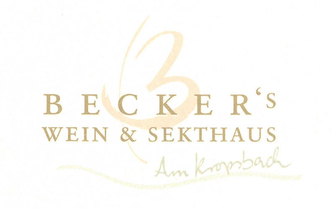 Bild zu Becker's Wein & Sekthaus Am Kropsbach GmbH in Sankt Martin in der Pfalz