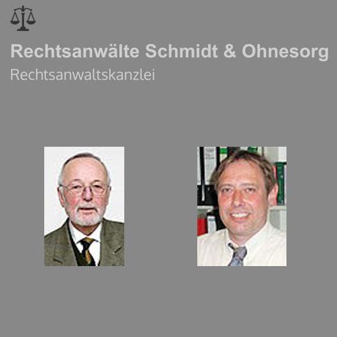 Günter Schmidt, Roland Ohnesorg Rechtsanwälte