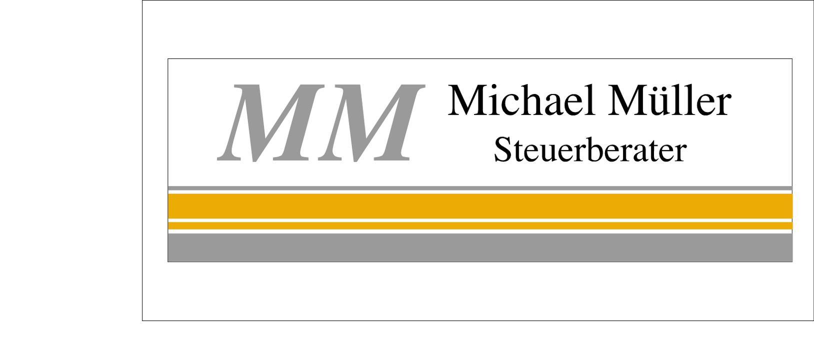 Bild zu Michael Müller Steuerberater in Wehrheim