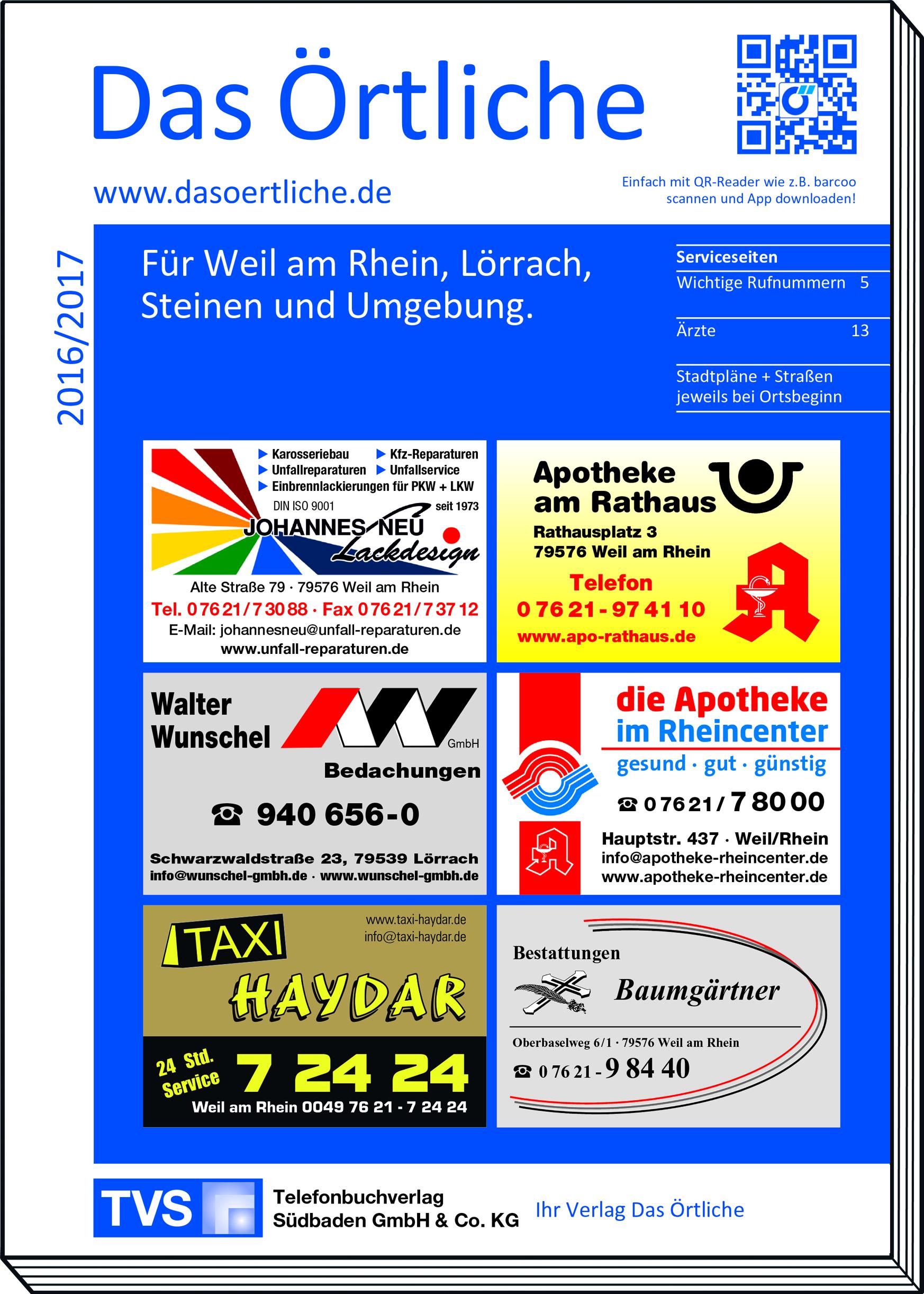 Telefonbuchverlag Südbaden GmbH & Co. KG