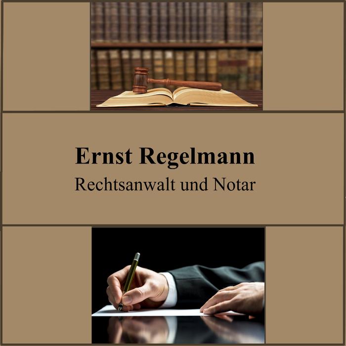 Bild zu Ernst Regelmann Rechtsanwalt & Notar in Usingen