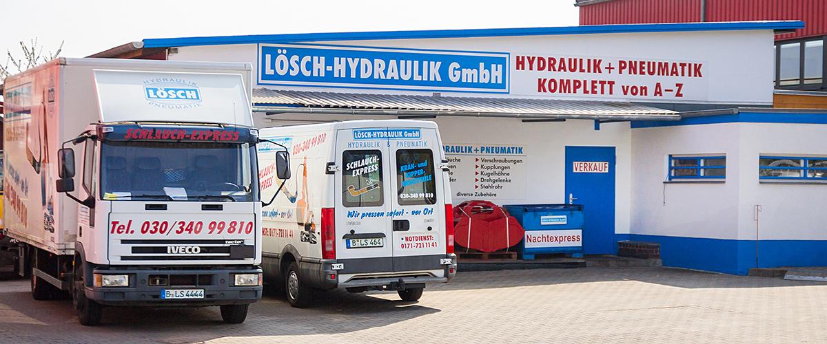 Lösch - Hydraulik GmbH