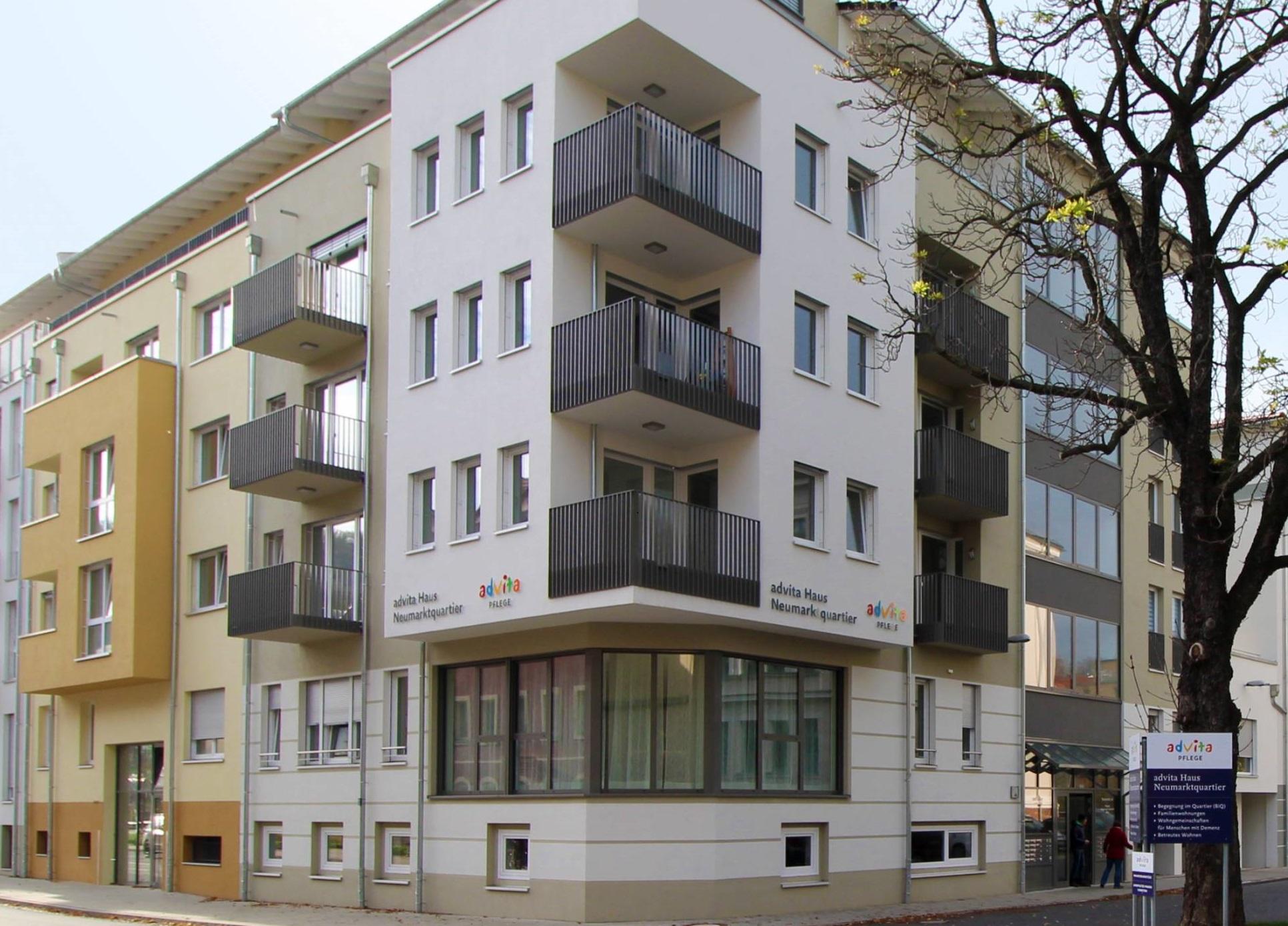 advita haus neumarktquartier in mei en branchenbuch deutschland. Black Bedroom Furniture Sets. Home Design Ideas