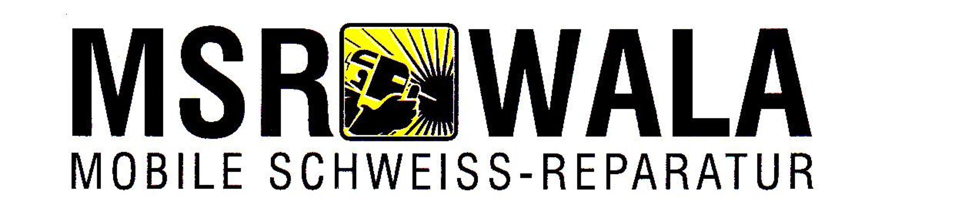 Bild zu MSR Wala Mobile Schweiss-Reparatur in Oftersheim