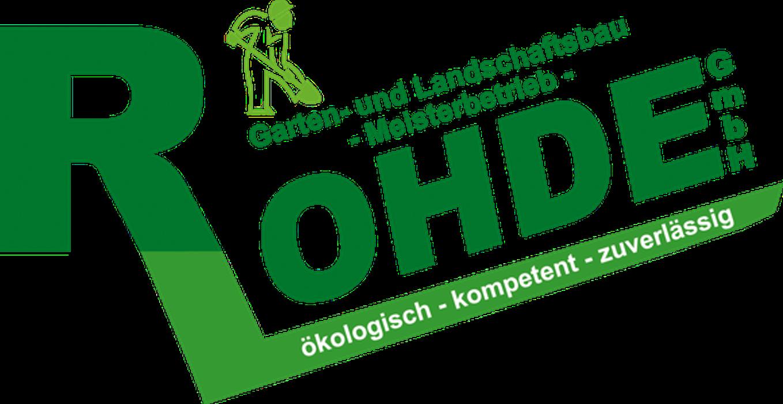 Logo von Garten- und Landschaftsbau Rohde GmbH