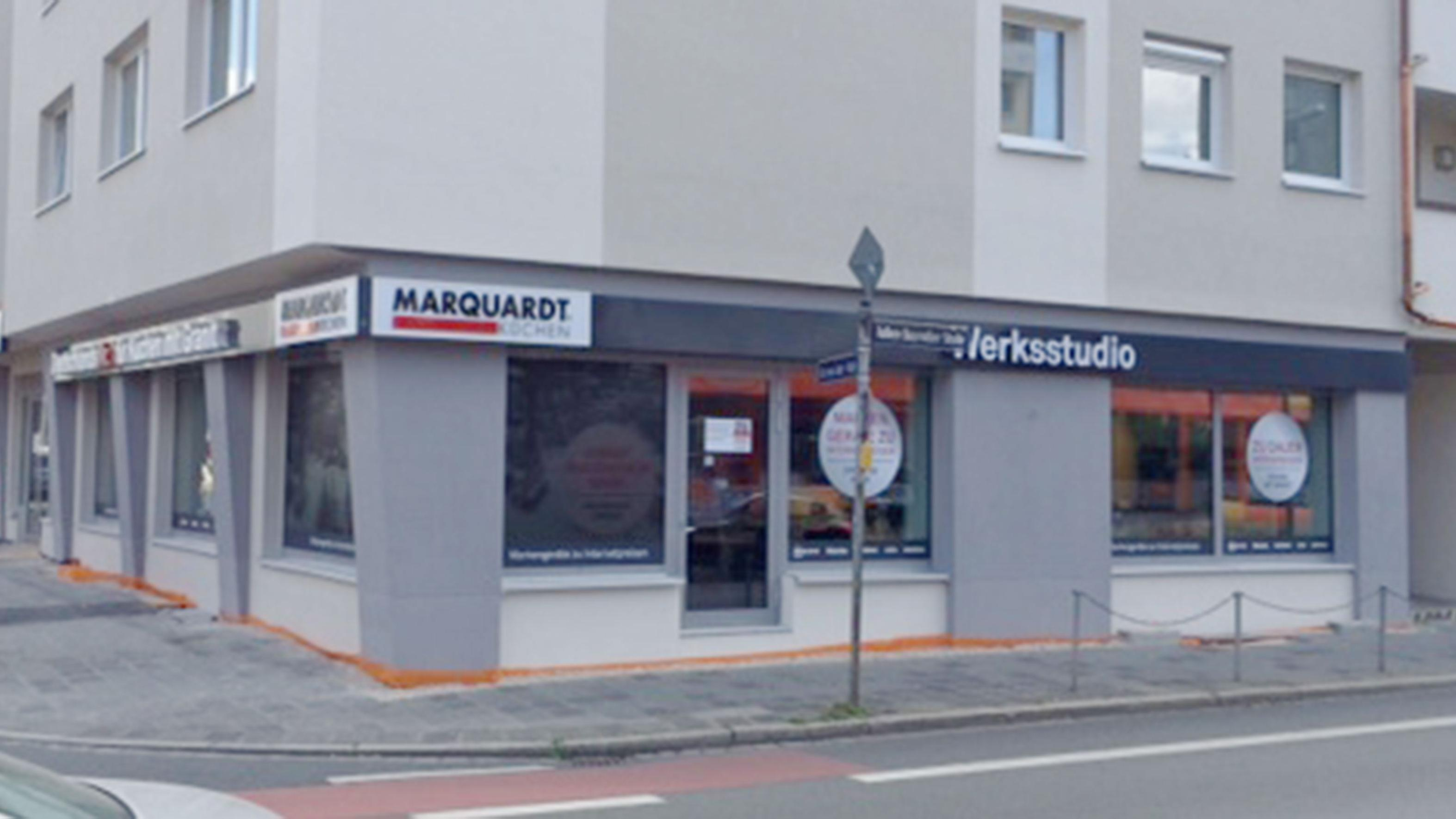 Marquardt Küchen • Nürnberg, Äußere Bayreuther Straße 72 ...