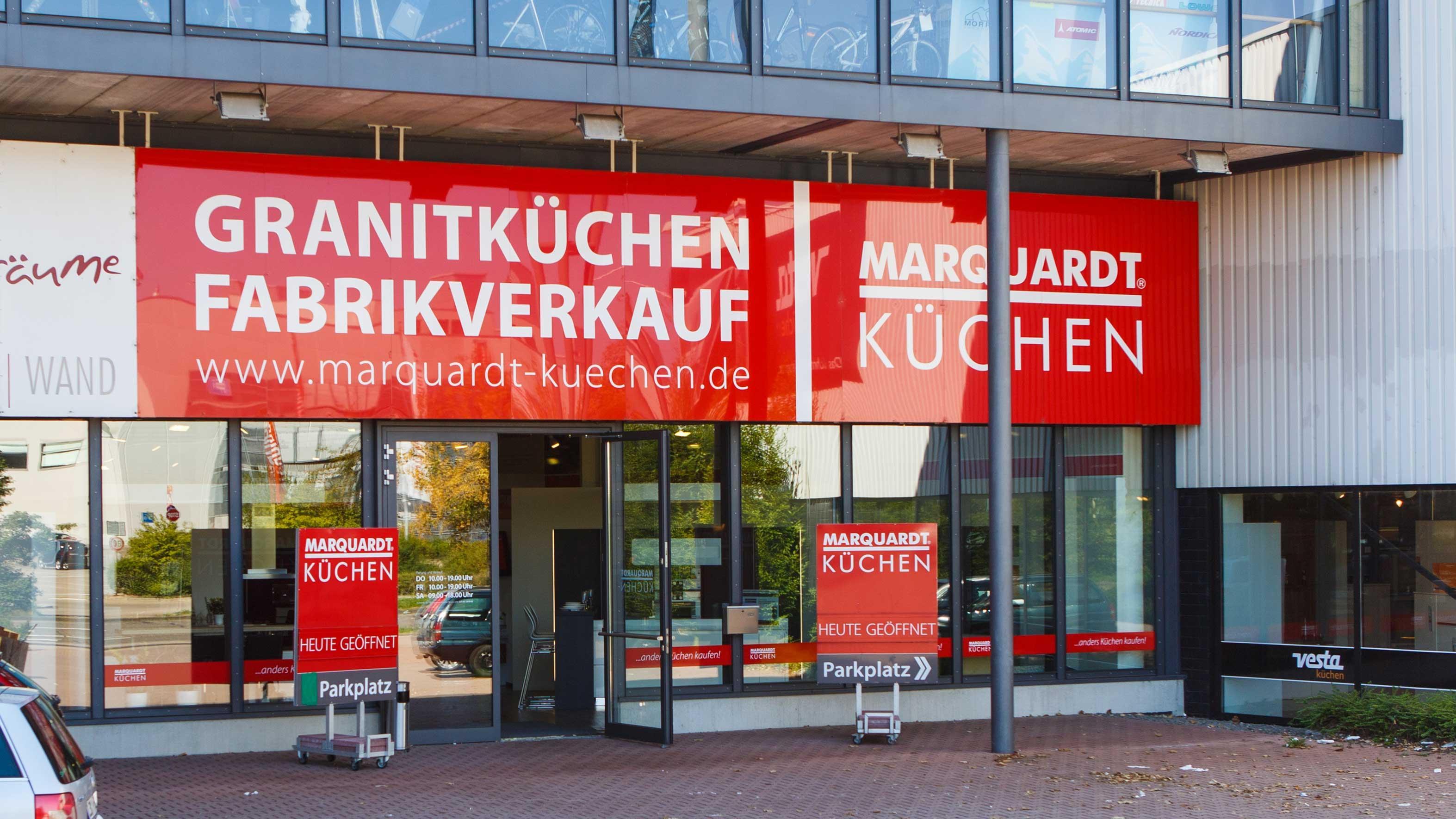 Marquardt Küchen • Ludwigsburg, Porschestraße 8 - Öffnungszeiten ...