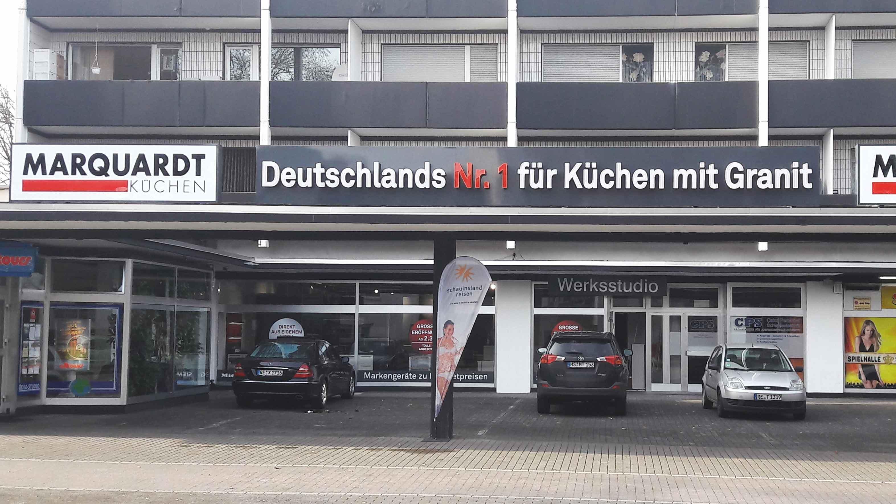 Marquardt Küchen • Marl, Bergstraße 80 - Öffnungszeiten & Angebote