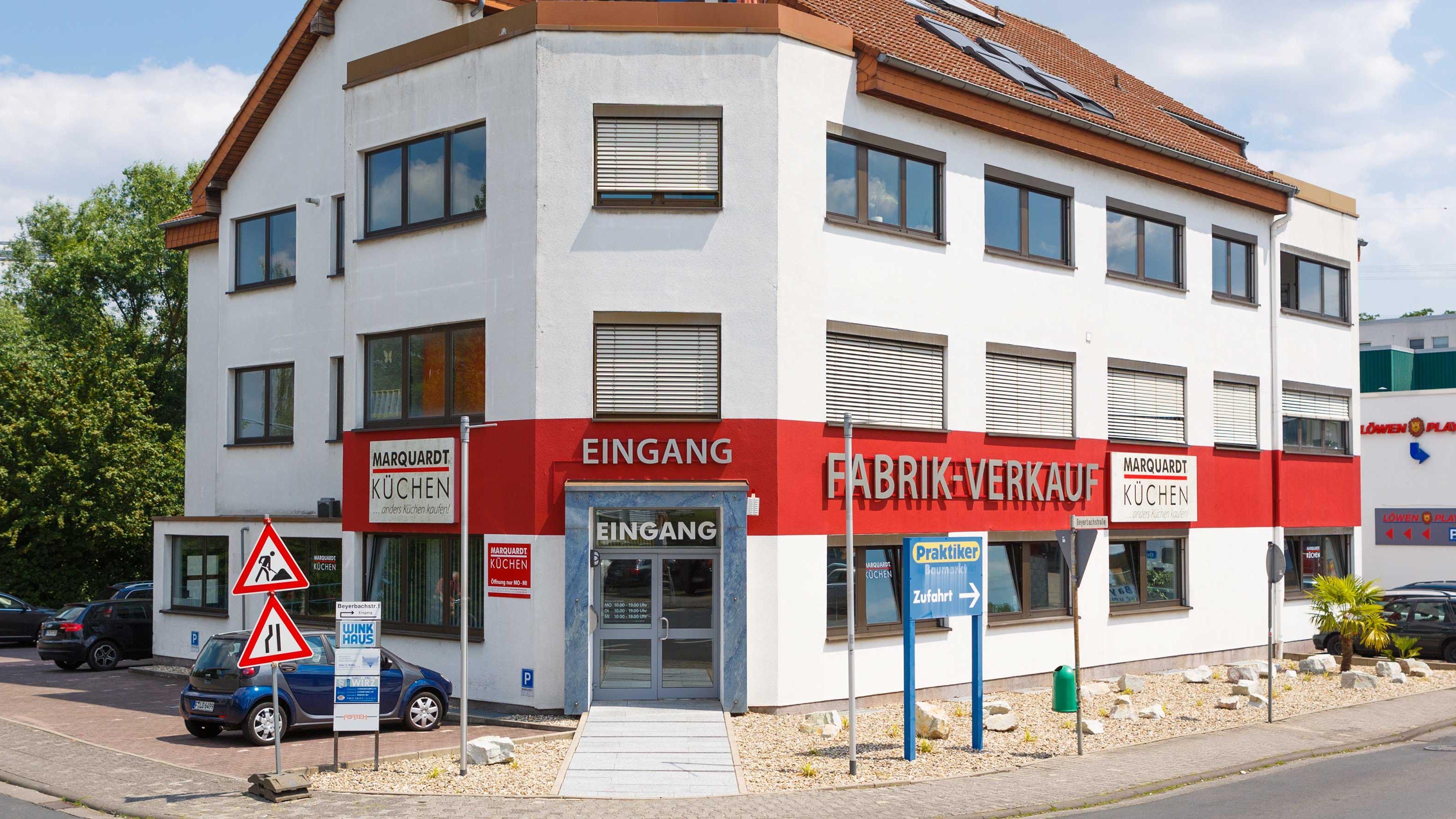 Marquardt Küchen • Kriftel, Beyerbachstraße 1 - Öffnungszeiten ...