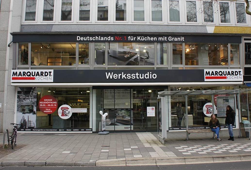 Marquardt Küchen Berliner Allee In 40212 Düsseldorf