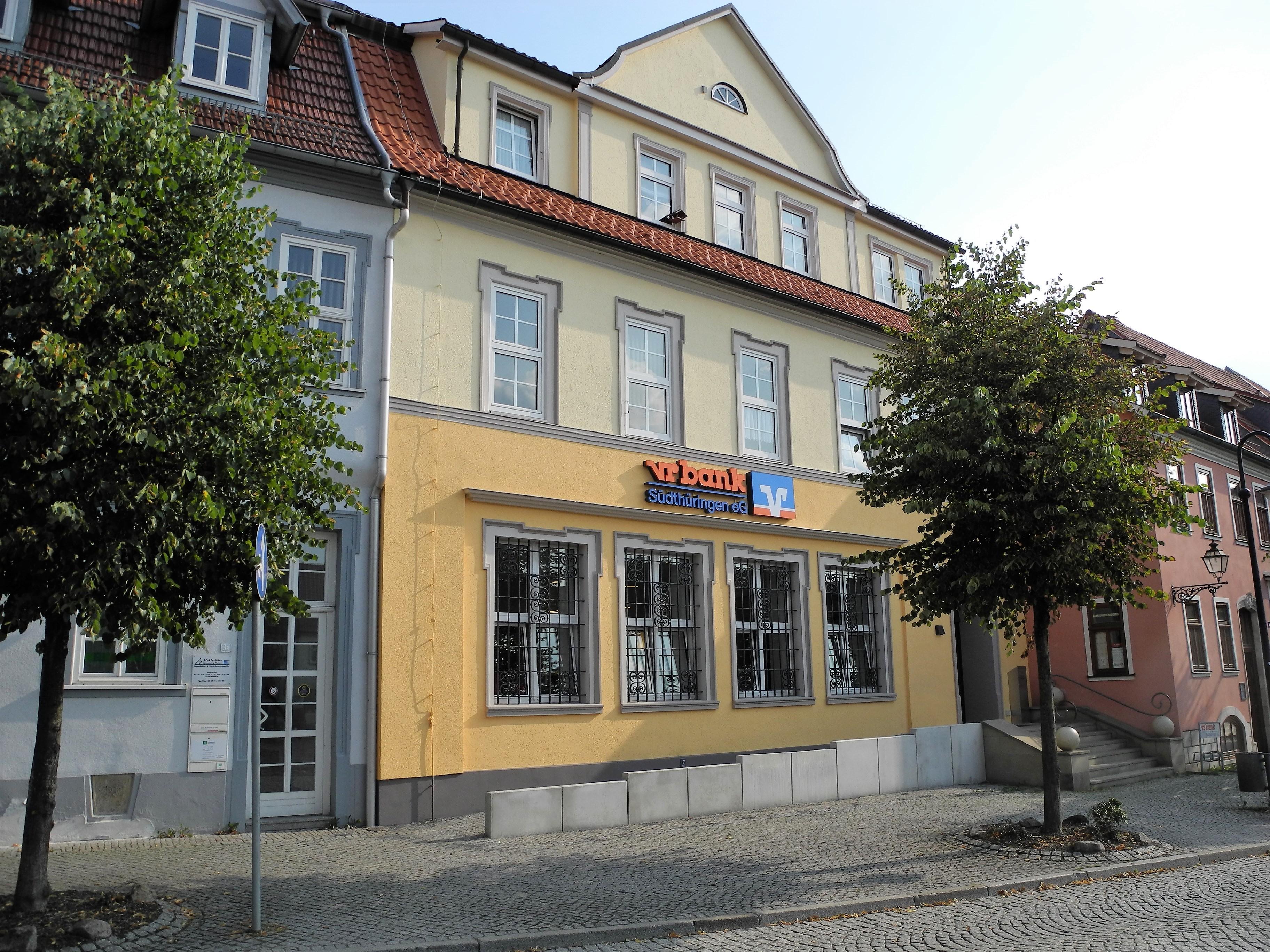 vr bank Südthüringen eG