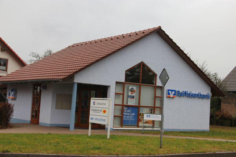 Raiffeisenbank im Kreis Calw, Geschäftsstelle Oberkollbach