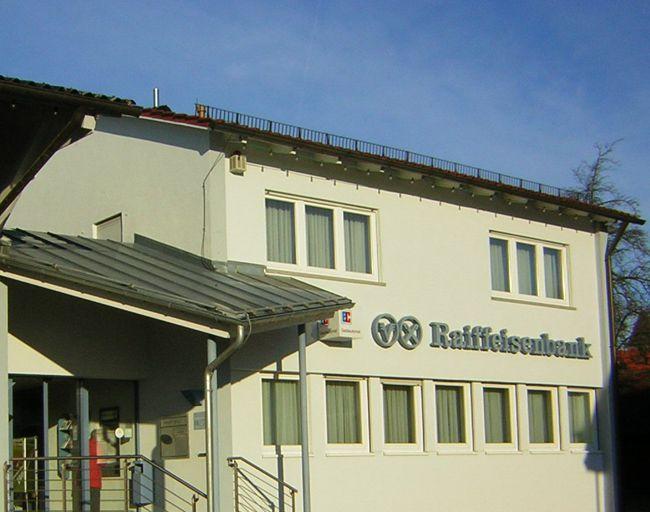 Raiffeisenbank im Kreis Calw, Geschäftsstelle Altburg