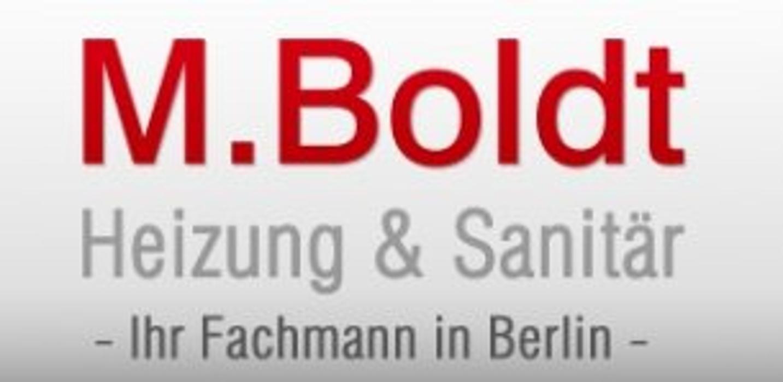 Bild zu M. Boldt Heizung + Sanitär in Berlin