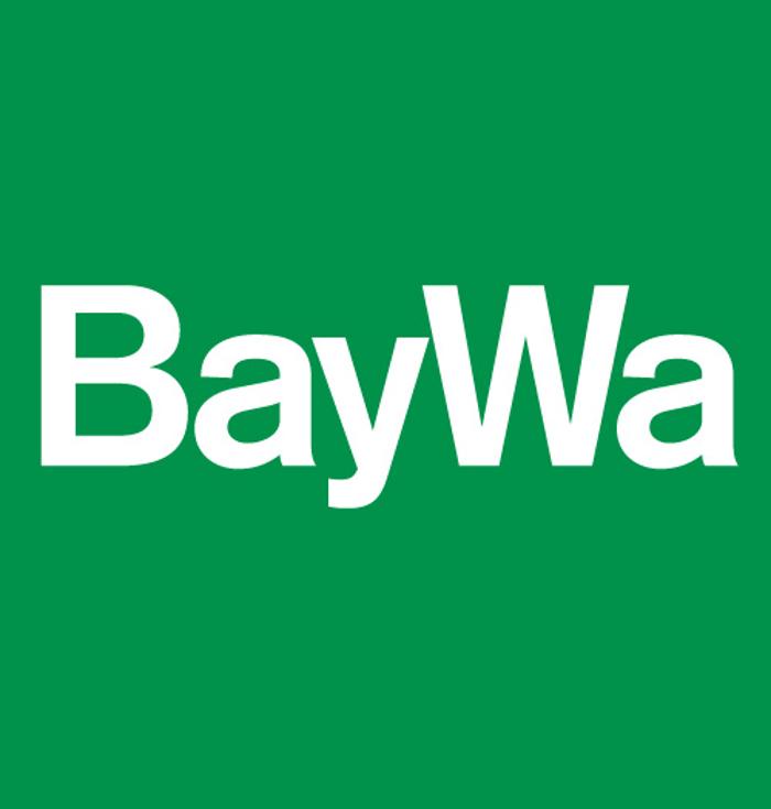 Logo von BayWa AG In-Interpark, Großmehring (Vertrieb Agrar)