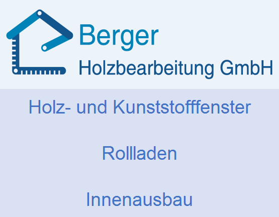 Berger Holzbearbeitung GmbH