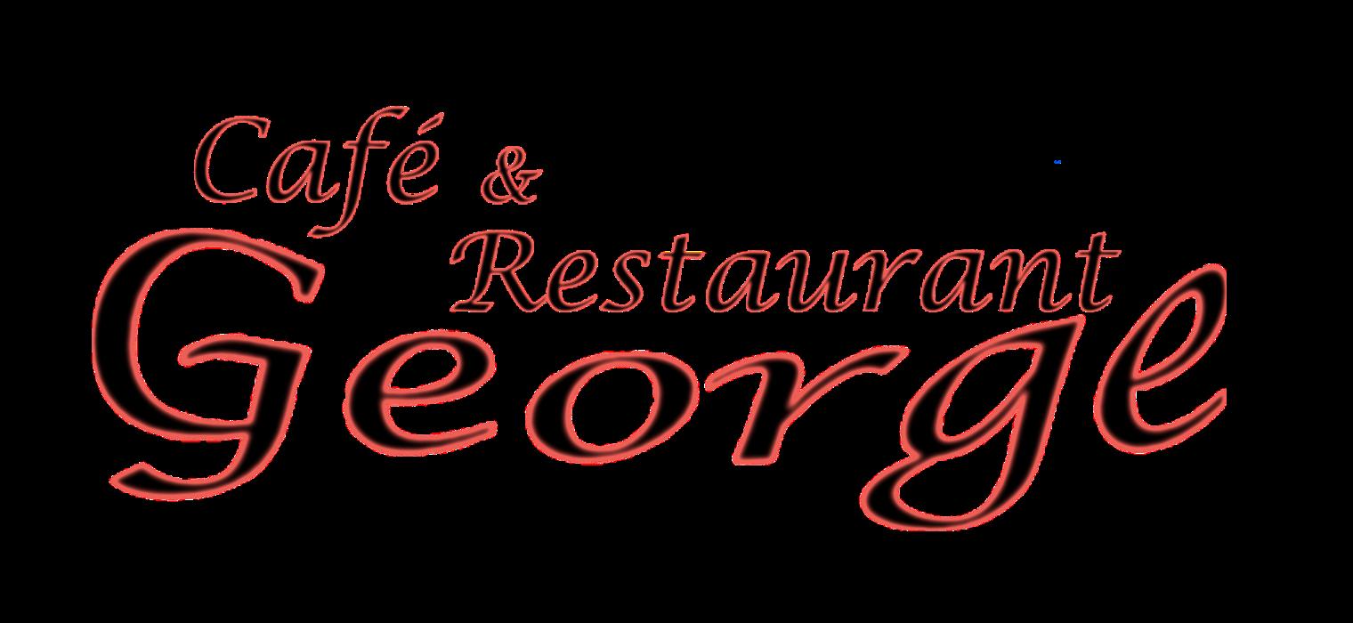 Logo von Café Restaurant George