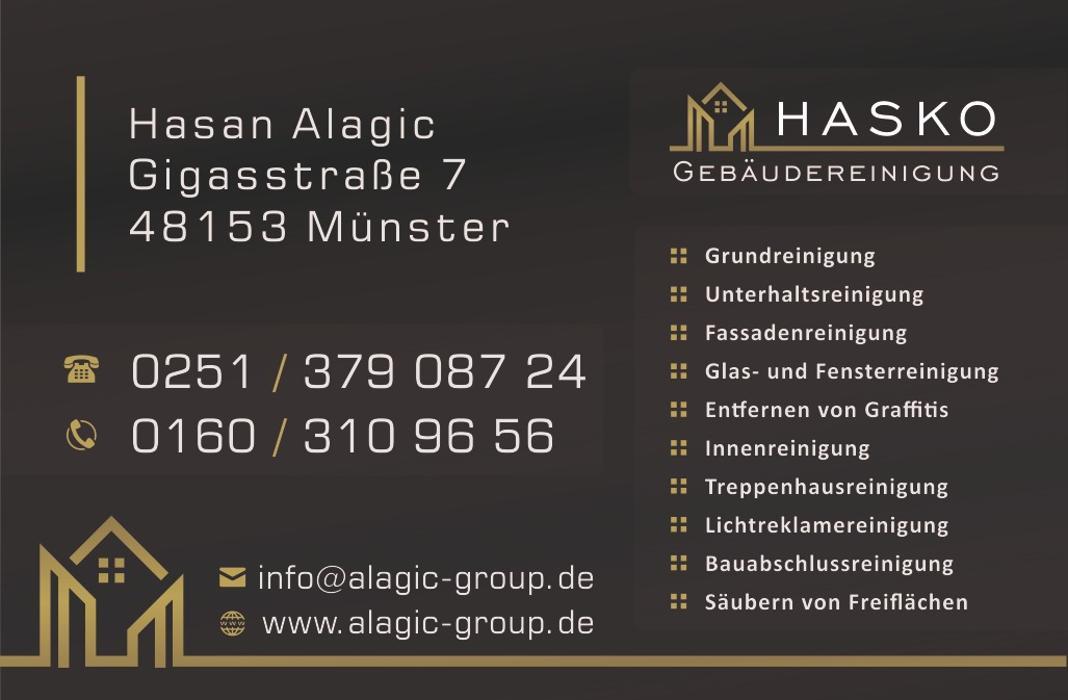 Bild zu Hasko Gebäudereinigung in Münster