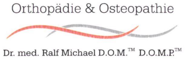 Michael Ralf Dr.med. Privatpraxis für Orthopädie & Osteopathie