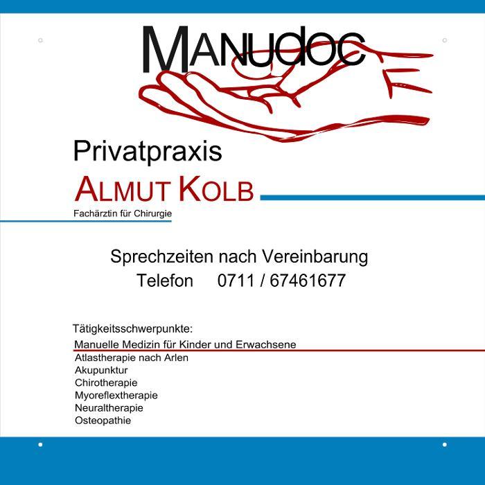 Bild zu Privatpraxis Almut Kolb in Stuttgart