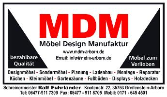 MDM Möbel Design Manufaktur