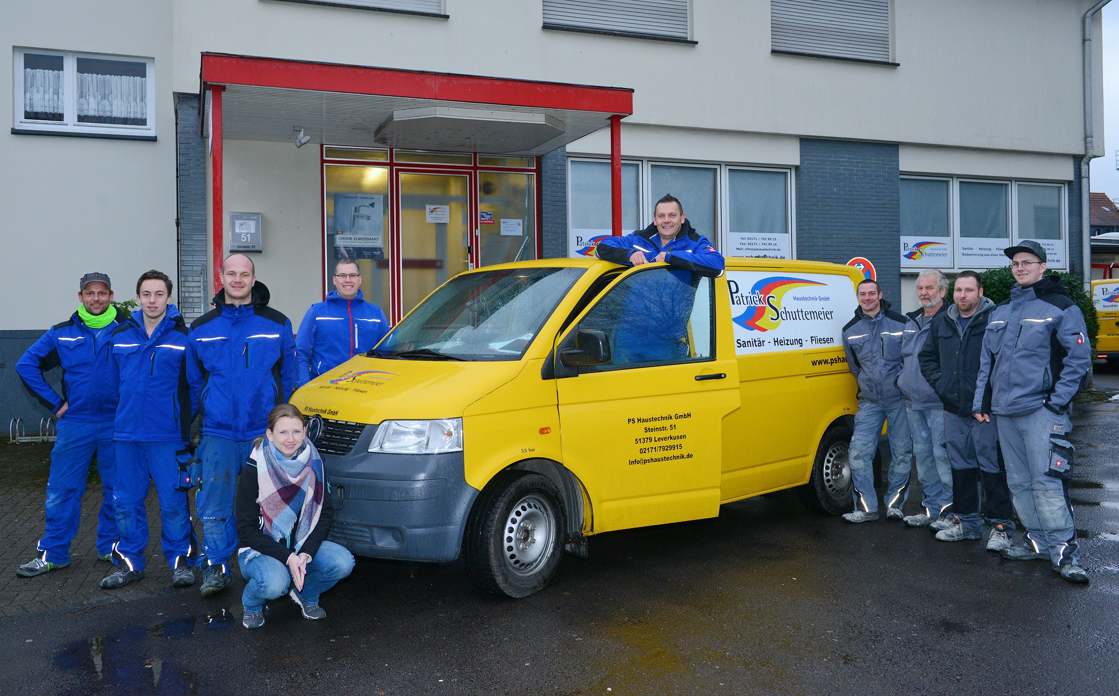 PS Haustechnik GmbH