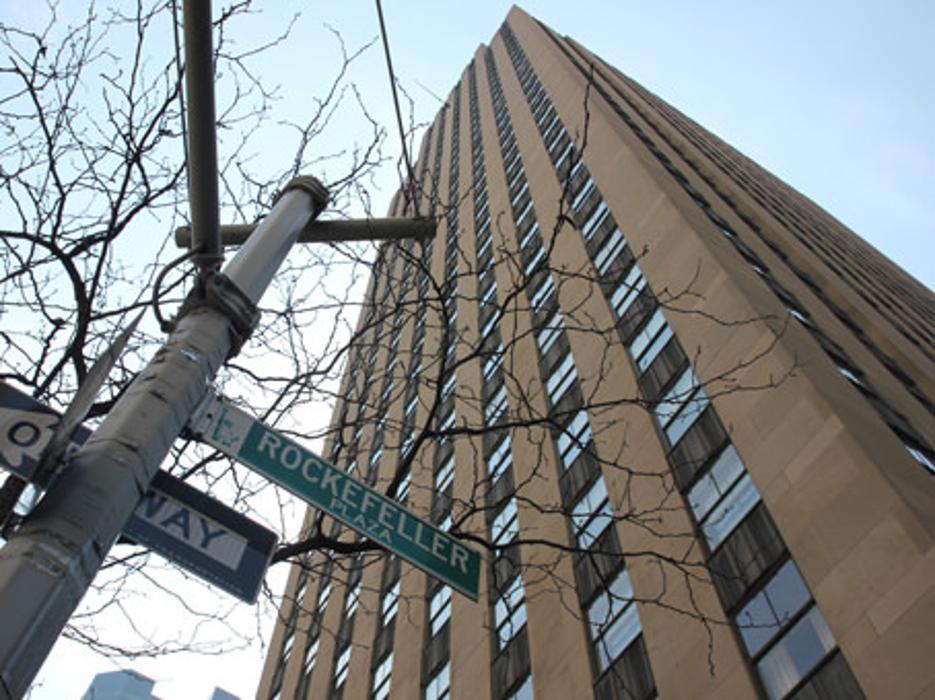 Regus - New York, New York - One Rockefeller Plaza - New York, NY