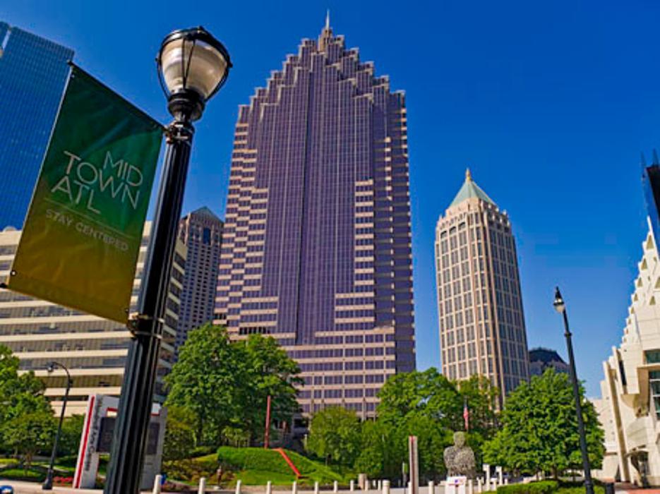Regus - Georgia, Atlanta - Promenade - Atlanta, GA