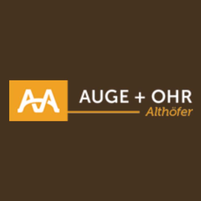 Bild zu Auge + Ohr Althöfer GmbH & Co. KG in Wiehl